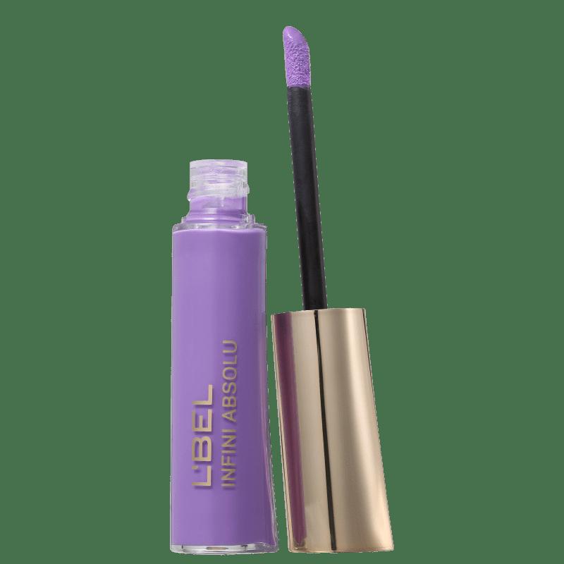 L'Bel Infini Absolu Lavander - Batom Líquido Matte 7g