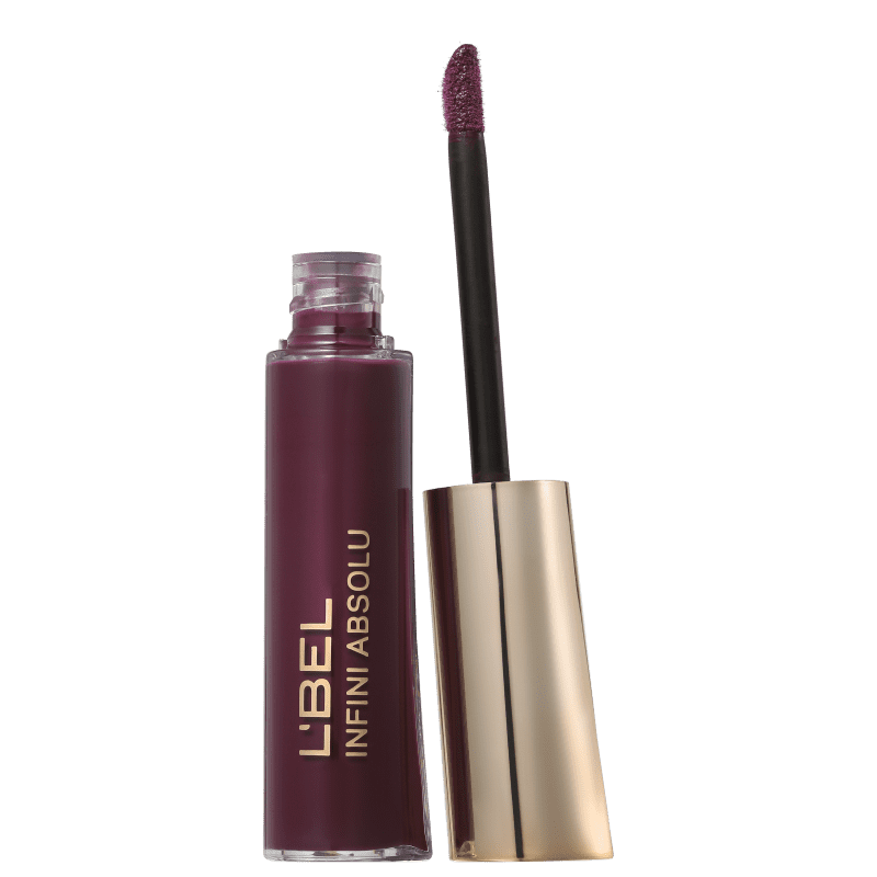 L'Bel Infini Absolu Deep Berry - Batom Líquido Matte 7g