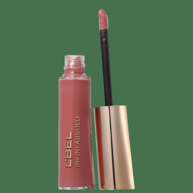 L'Bel Infini Absolu Nude Rose - Batom Líquido Matte 7g