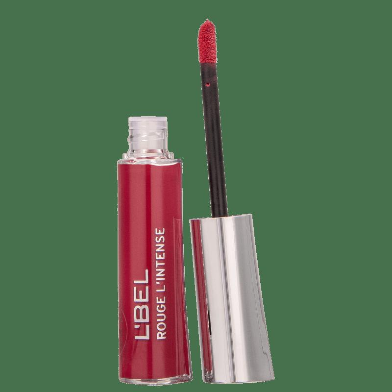 L'Bel Rouge L'Intense Vin Amant - Batom Líquido Matte 7g