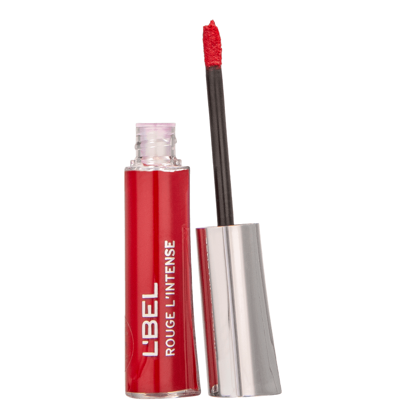 L'Bel Rouge L'Intense Cerise - Batom Líquido Matte 7g