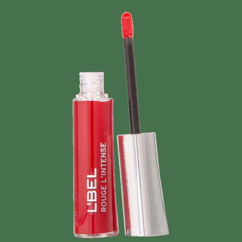 L'Bel Rouge L'Intense Framboise - Batom Líquido Matte 7g