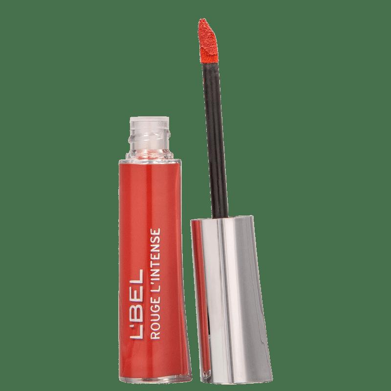 L'Bel Rouge L'Intense Coral - Batom Líquido Matte 7g