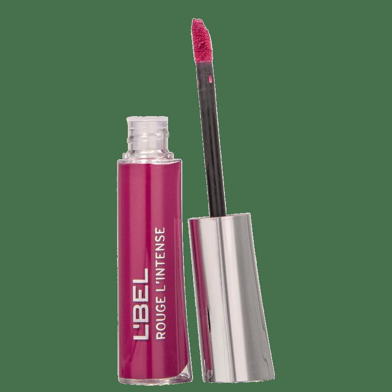 L'Bel Rouge L'Intense Berry Riche - Batom Líquido Matte 7g