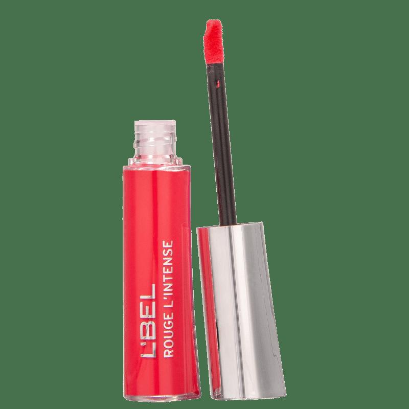 L'Bel Rouge L'Intense Coral Vif - Batom Líquido Matte 7g