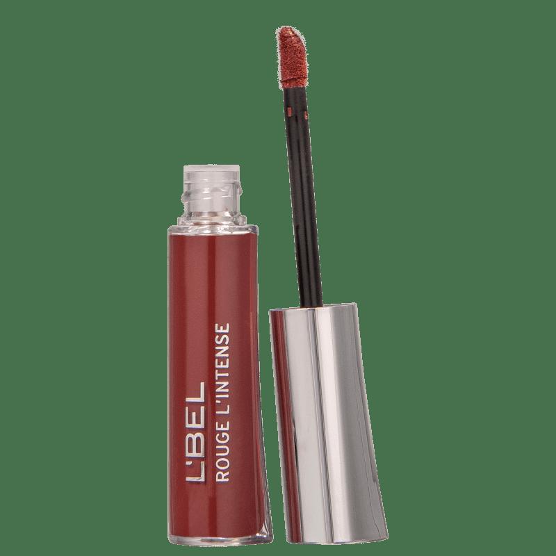 L'Bel Rouge L'Intense Bordelais - Batom Líquido Matte 7g