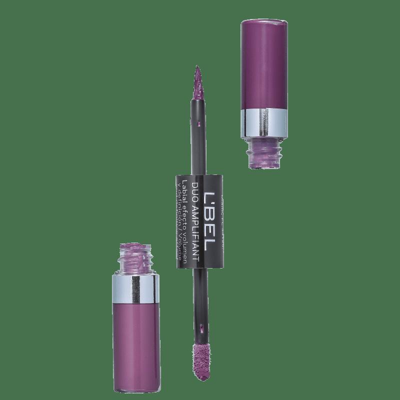 L'Bel Dual Amplifiant Violet Malve - Batom Líquido Matte 5g
