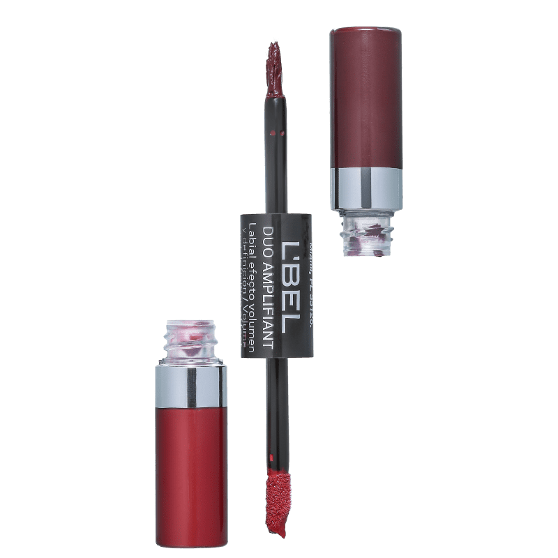 L'Bel Dual Amplifiant Rouge Bourgogne - Batom Líquido Matte 5g