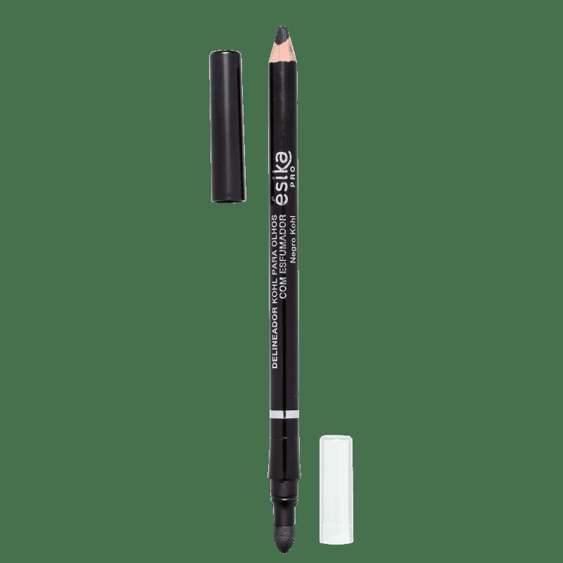 L'Bel Ésika Kohl Esfumador Negro - Lápis de Olho 1,1g