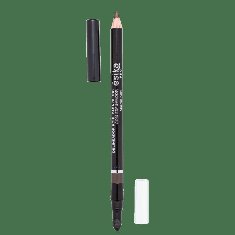 L'Bel Ésika Kohl Esfumador Marrom - Lápis de Olho 1,1g