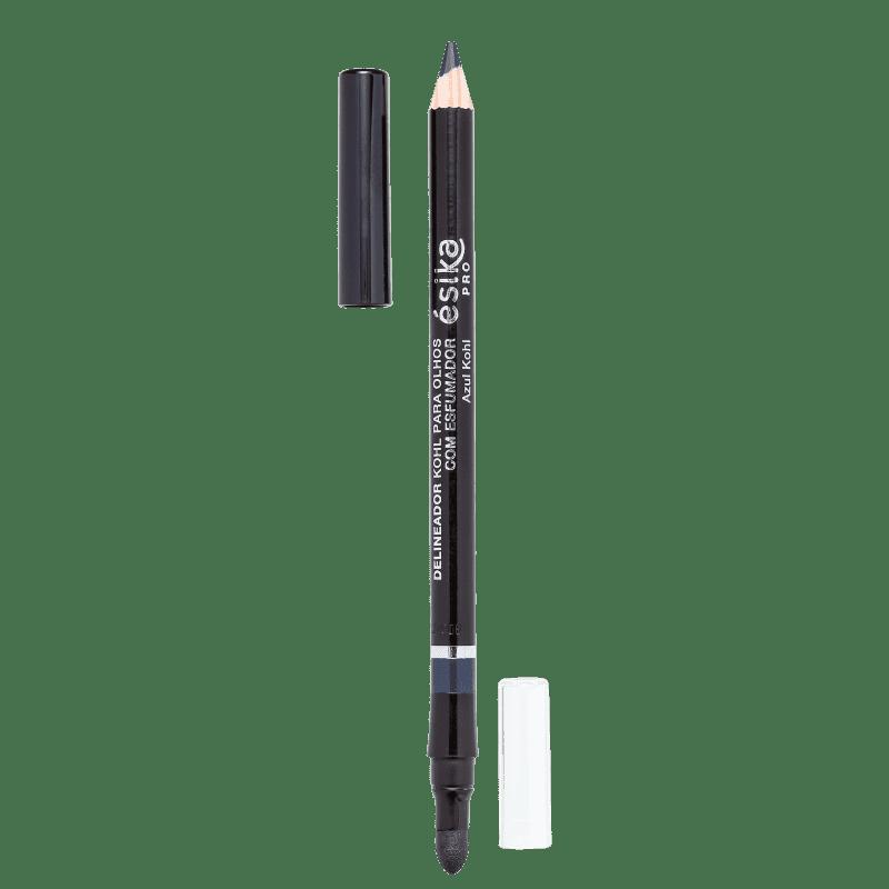 L'Bel Ésika Kohl Esfumador Azul - Lápis de Olho 1,1g