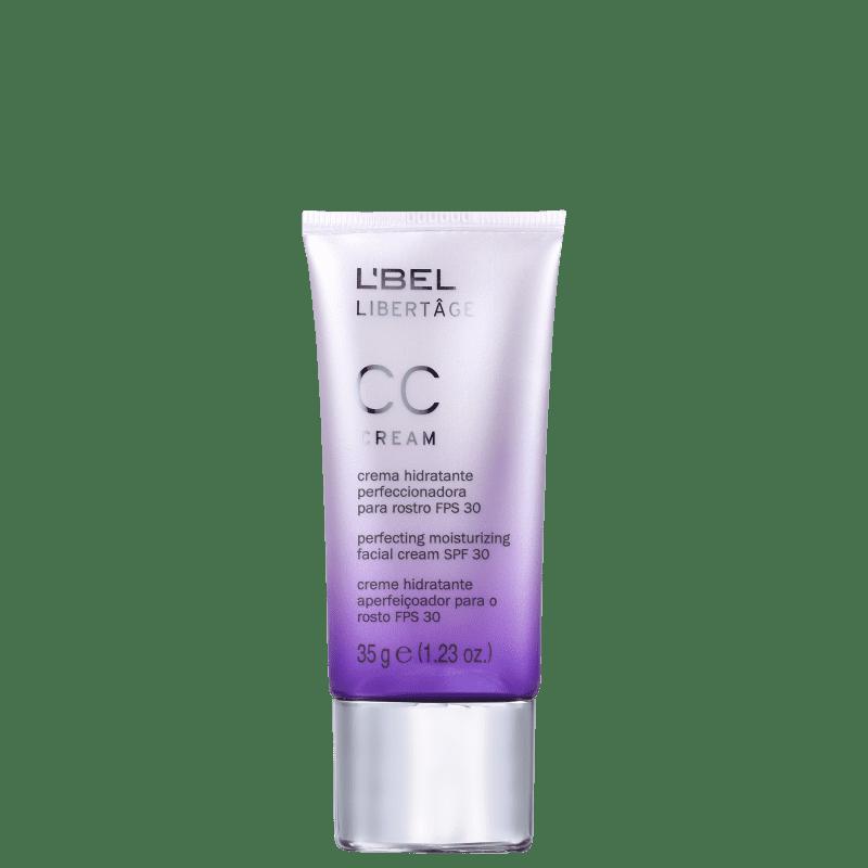 L'Bel Libertâge FPS 30 Cannelle - CC Cream 35g
