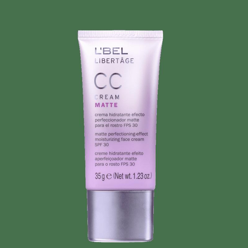 L'Bel Libertâge Matte - CC Cream 35g
