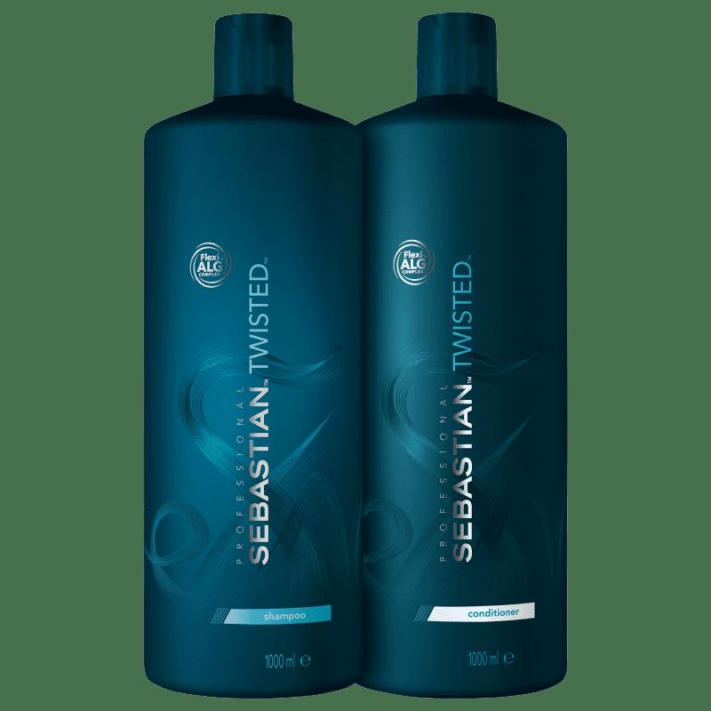 Kit Sebastian Professional Twisted Elastic Salon Duo (2 Produtos)