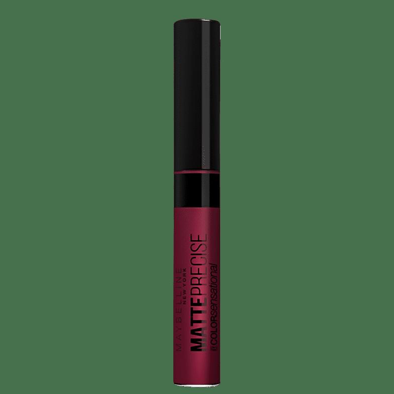 Maybelline Color Sensational Matte Precise Fechamento - Batom Líquido 5,5ml