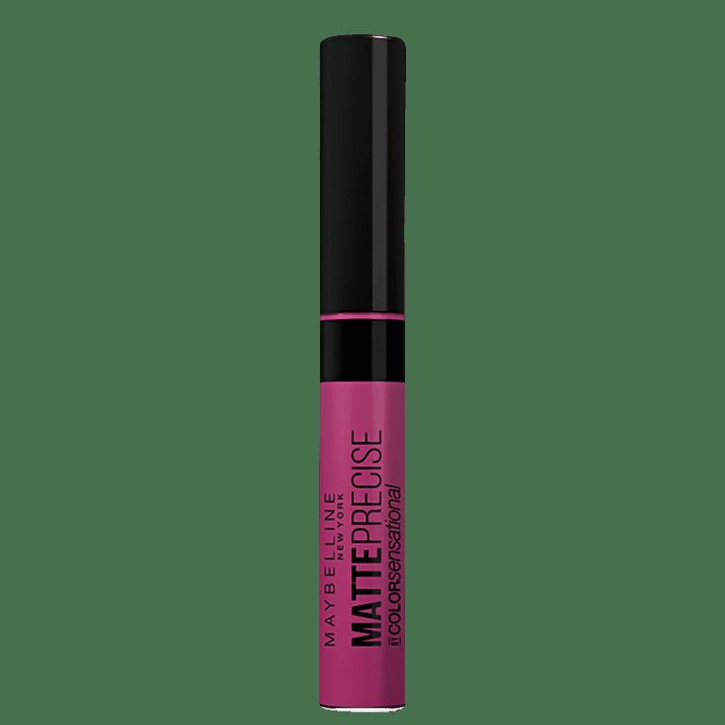 Maybelline Color Sensational Matte Precise Bate Cabelo - Batom Líquido 5,5ml