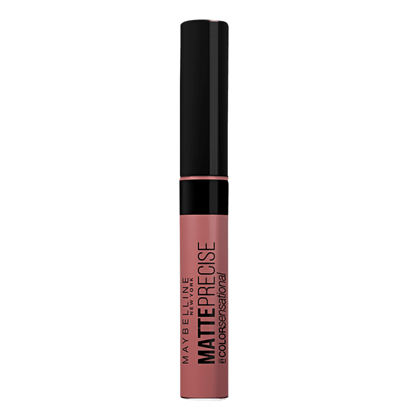 Maybelline Color Sensational Matte Precise Nudezíneo - Batom Líquido 5,5ml
