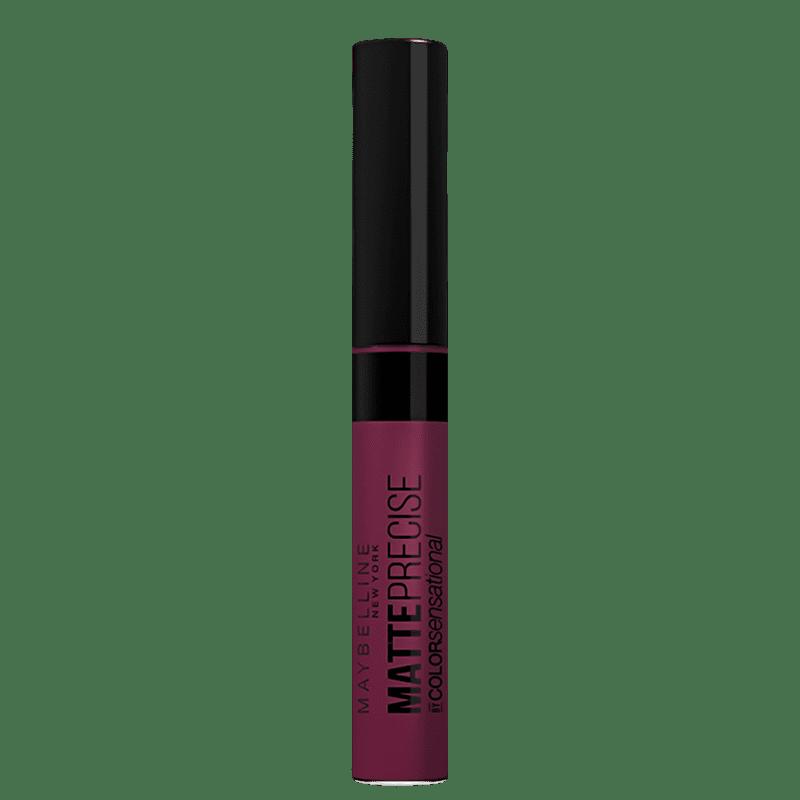 Maybelline Color Sensational Matte Precise Rainha de Noite - Batom Líquido 5,5ml