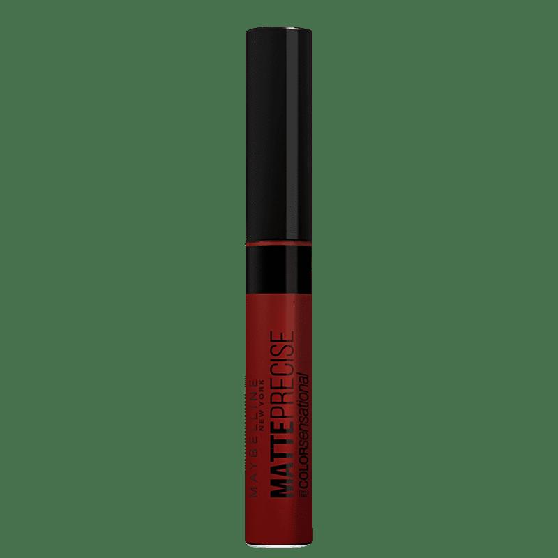 Maybelline Color Sensational Matte Precise Fervo - Batom Líquido 5,5ml