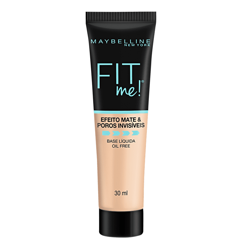 Maybelline Fit Me! Efeito Matte N80 - Base Líquida 30ml