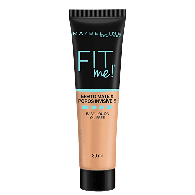 Maybelline Fit Me! Efeito Matte R140 - Base Líquida 30ml