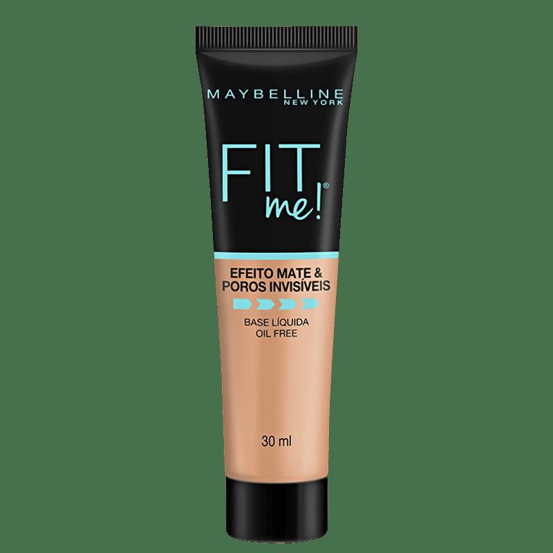 Maybelline Fit Me! Efeito Matte B140 - Base Líquida 30ml