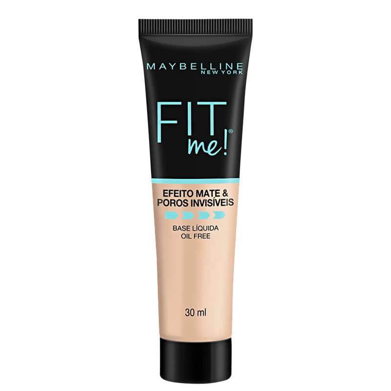 Maybelline Fit Me! Efeito Matte N150 - Base Líquida 30ml