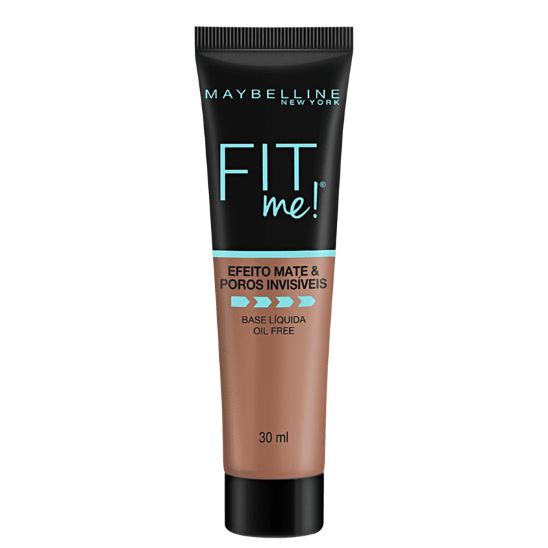 Maybelline Fit Me! Efeito Matte N300 - Base Líquida 30ml