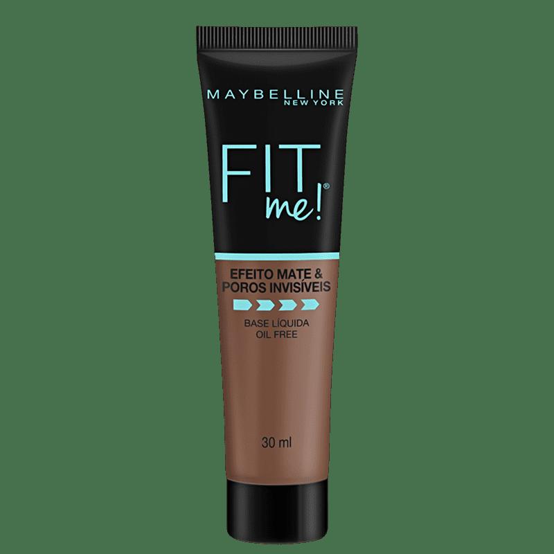 Maybelline Fit Me! Efeito Matte N330 - Base Líquida 30ml