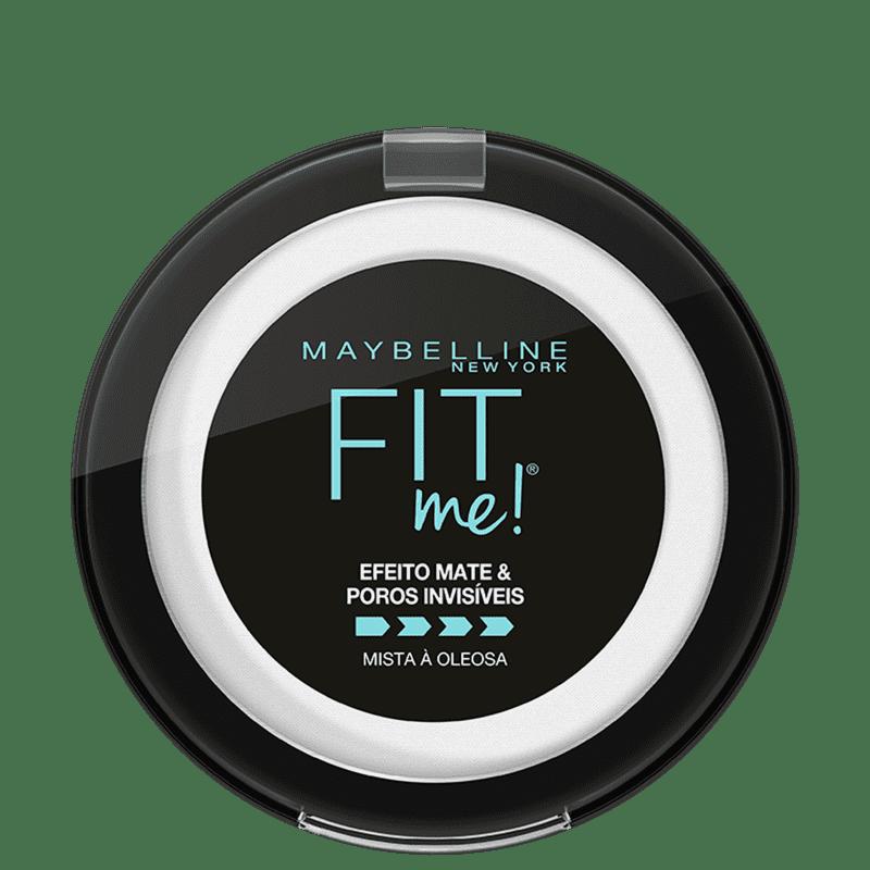 Maybelline Fit Me! 00 - Pó Compacto Translúcido 10g