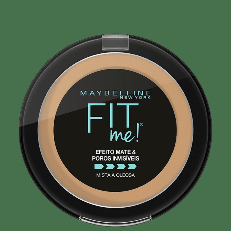 Maybelline Fit Me! N05 Médio Neutro - Pó Compacto Matte 10g