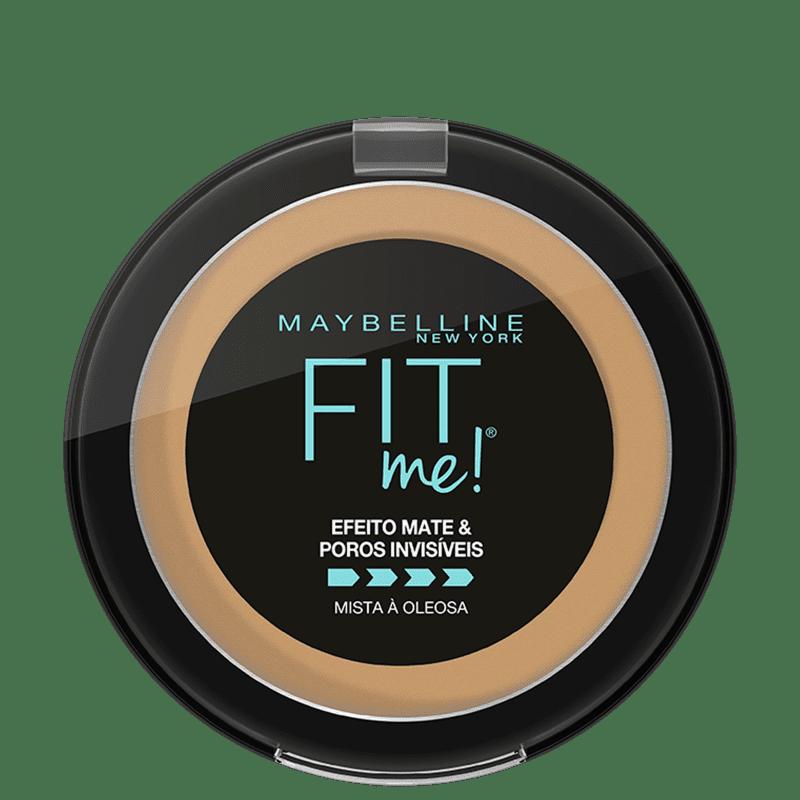 Maybelline Fit Me! B07 Médio Escuro Bege - Pó Compacto Matte 10g