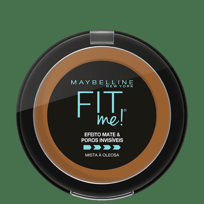 Maybelline Fit Me! R09 Moreno Profundo - Pó Compacto Matte 10g