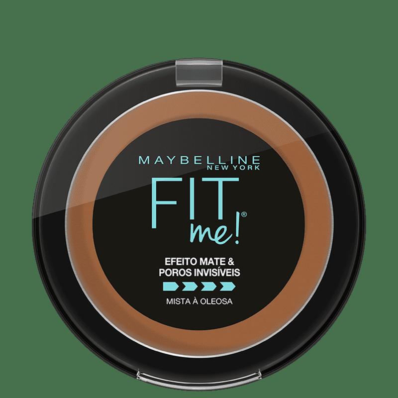 Maybelline Fit Me! N10 Marrom Neutro - Pó Compacto Matte 10g