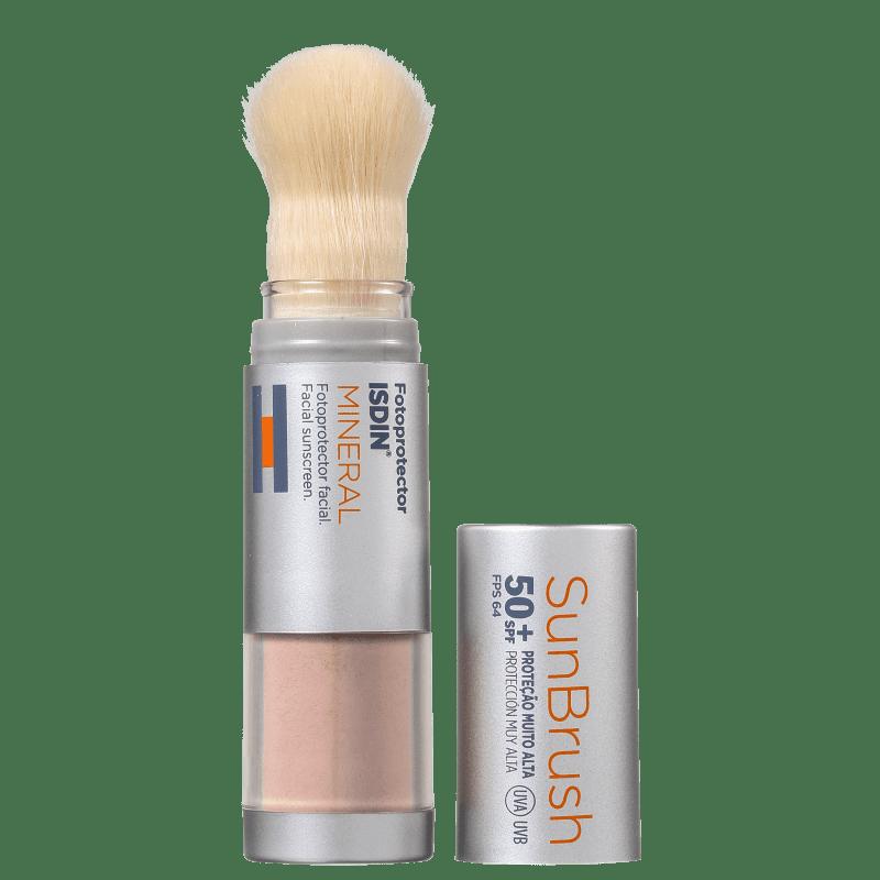 ISDIN Fotoprotector SunBrush Mineral FPS 50+ - Protetor Solar 4g