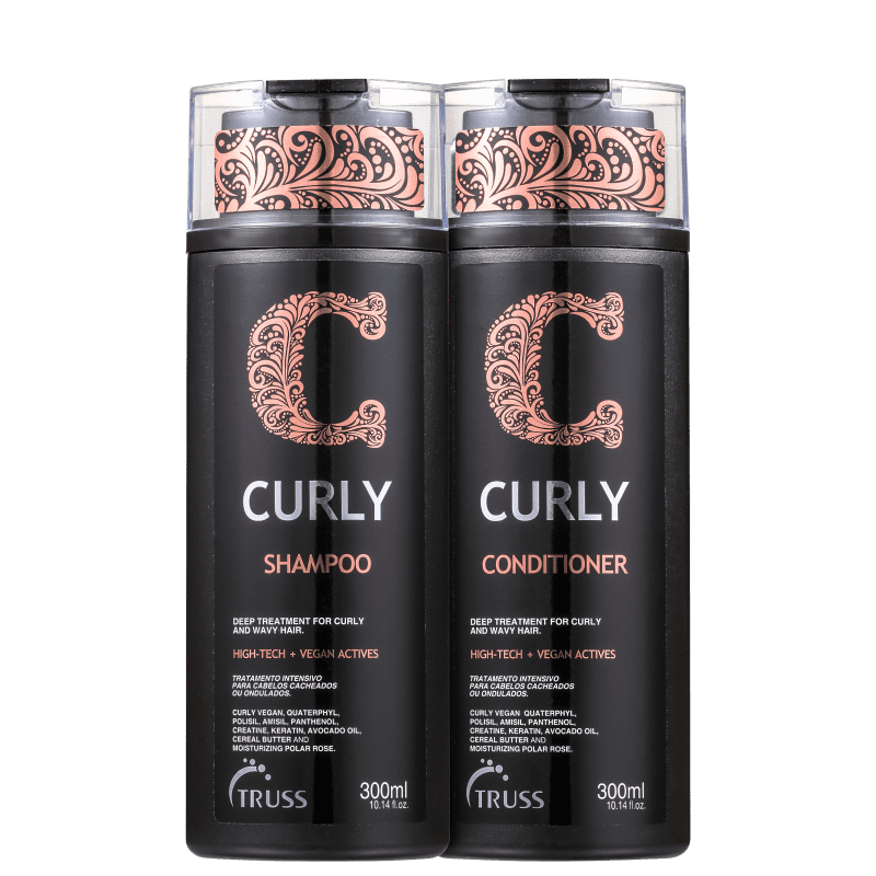 Kit Truss Curly Duo (2 Produtos)