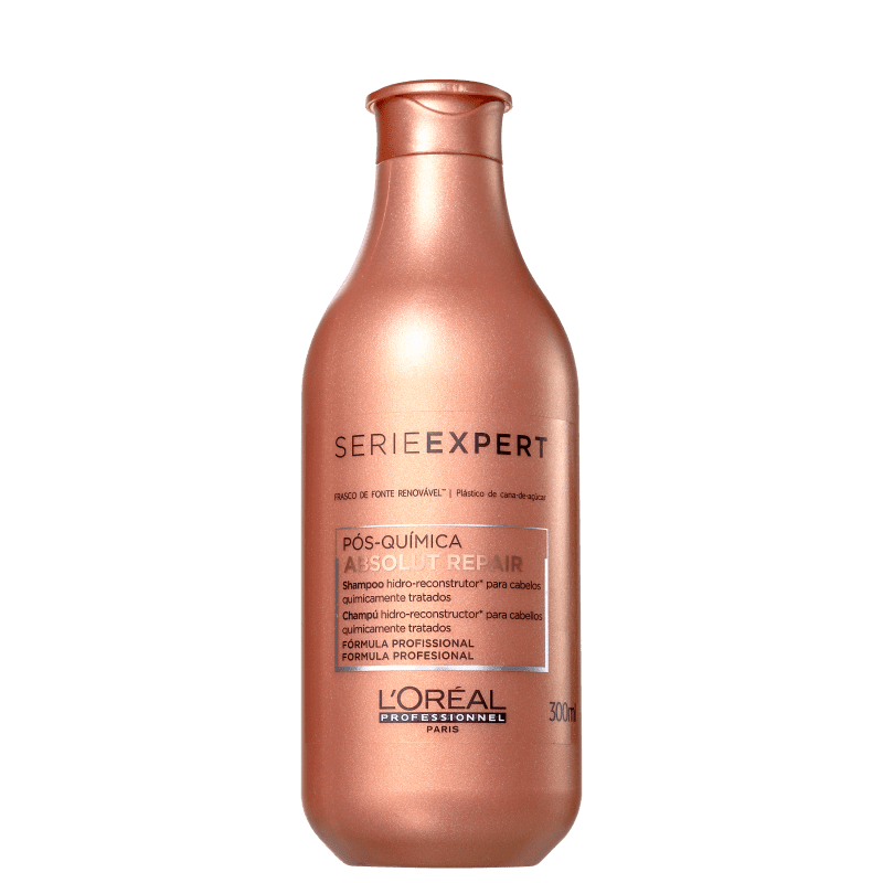 L'Oréal Professionnel Absolut Repair Pós-Química Multi-Reconstrutor - Shampoo 300ml