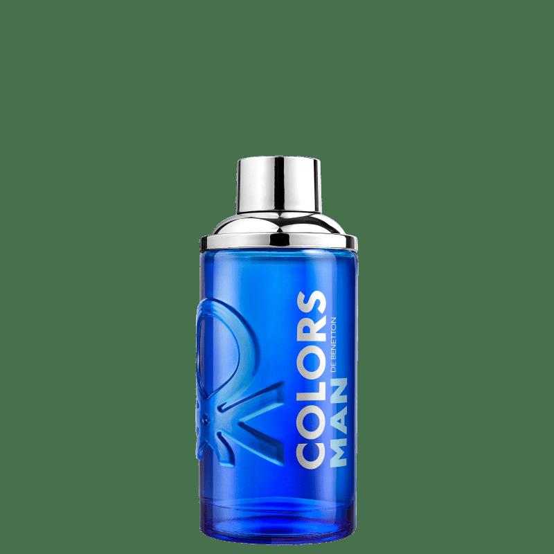 Colors Man Blue Benetton Eau de Toilette - Perfume Masculino 200ml