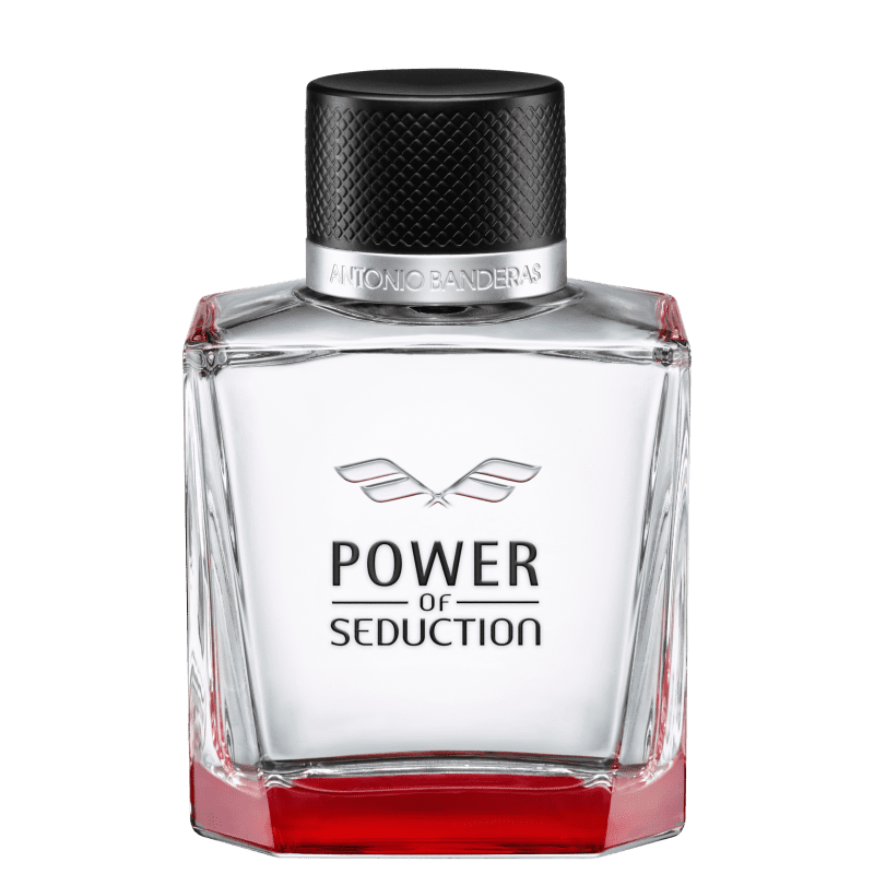 Perfume Power of Seduction Antonio Banderas Eau de Toilette Masculino 200ml