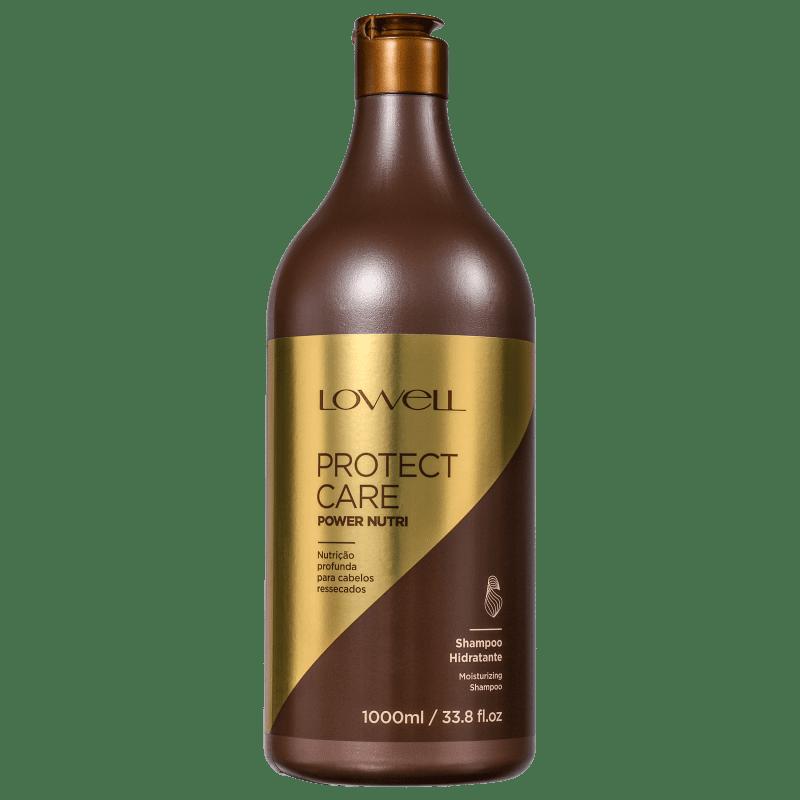 Lowell Protect Care Power Nutri - Shampoo 1000ml