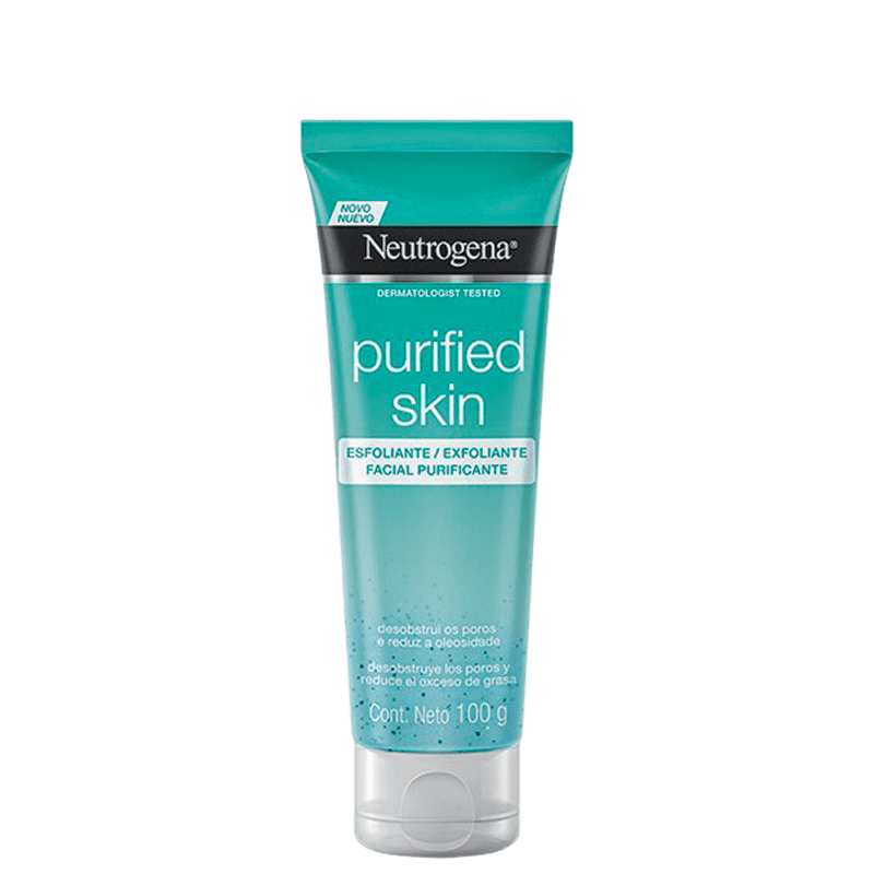 Neutrogena Purified Skin - Esfoliante Facial 100g