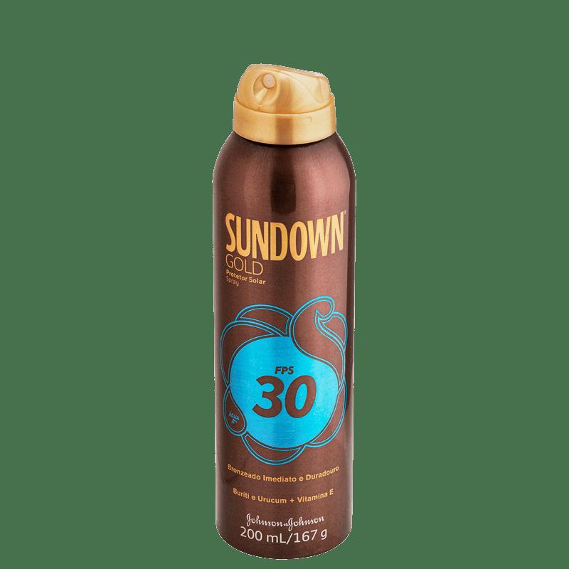 Sundown Gold FPS 30 - Bronzeador 200ml