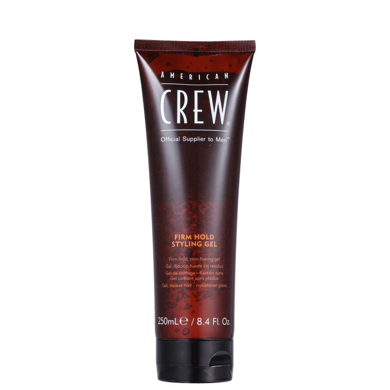American Crew Firm Hold - Gel Fixador 250ml