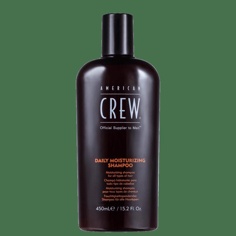 American Crew Daily Moisturizing - Shampoo 450ml