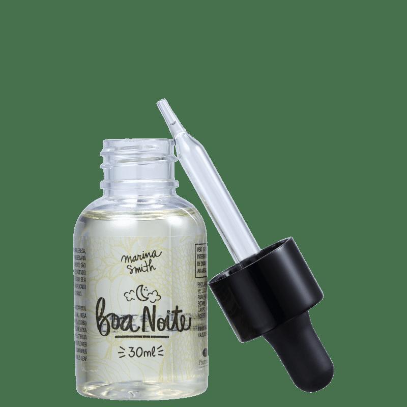 Marina Smith Boa Noite - Óleo Hidratante Noturno 30ml
