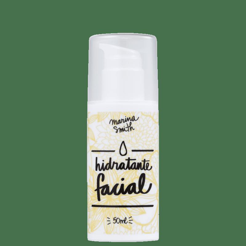 Marina Smith Gel Protetor e Antioxidante - Hidratante Facial 50ml