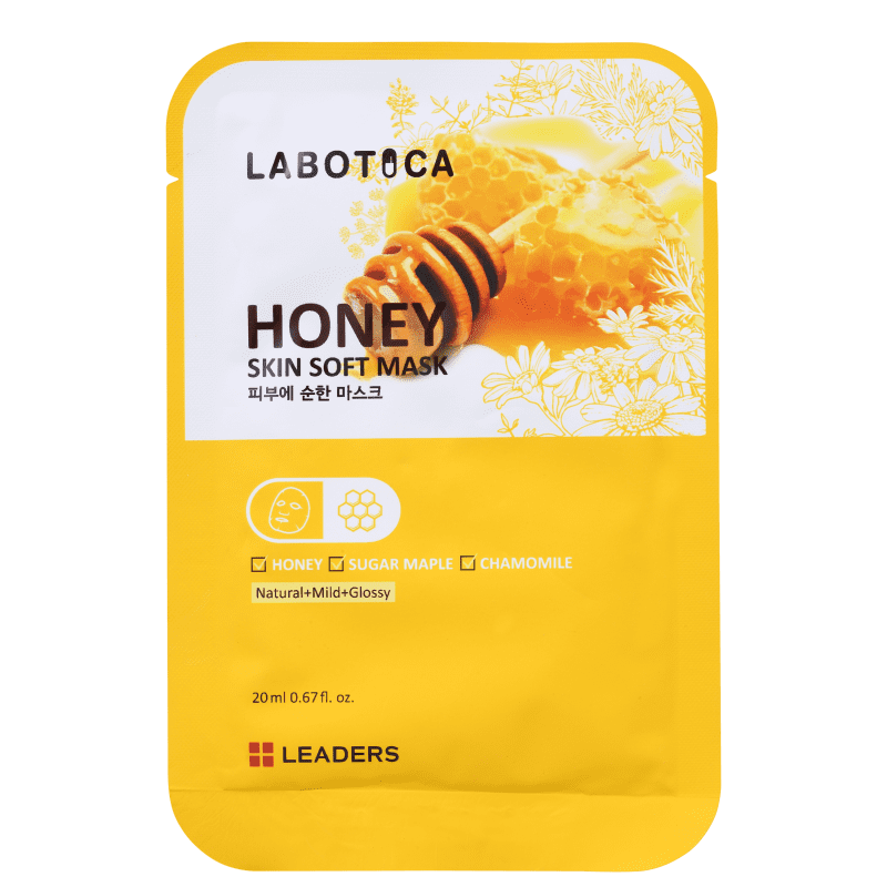 Kollab Leaders Labotica Skin Soft Honey - Máscara Anti-Idade 20ml