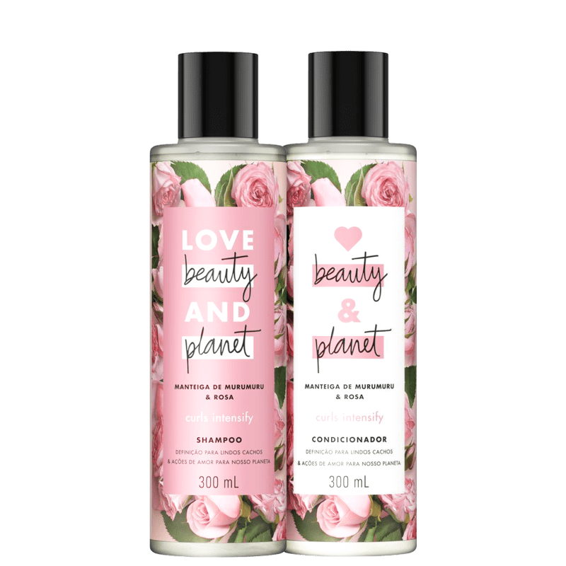 Kit Love Beauty and Planet Curls Intensify Duo (2 Produtos)