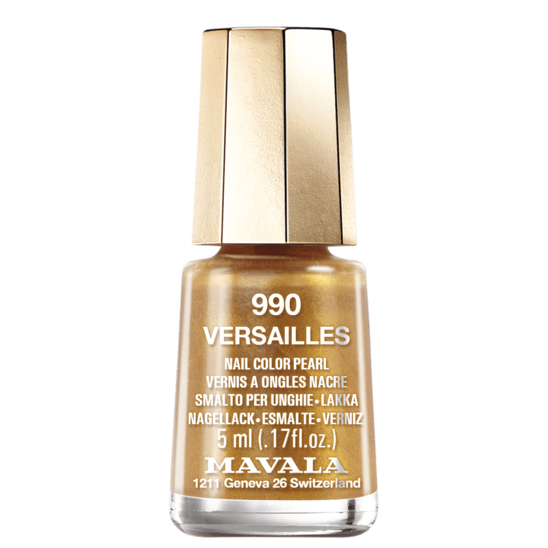 Mavala Mini Colors Versailles 990 - Esmalte Perolado 5ml