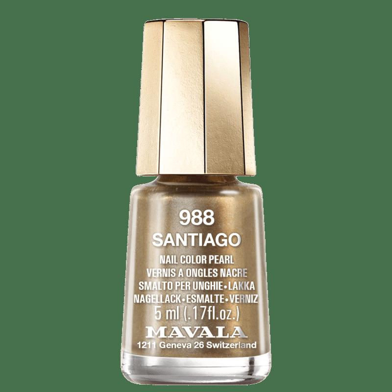 Mavala Mini Colors Santiago 988 - Esmalte Perolado 5ml